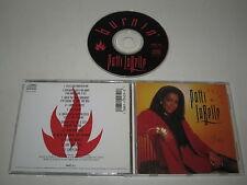 PATTI LABELLE / BURNIN '( MCA / mcad-10439) CD Album