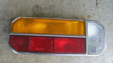 1975-1981 LANCIA BETA COUPE TAIL LIGHT LAMP LH LEFT DRIVER 75 76 77 78 79