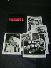Original 1990 PREDATOR 2 Danny Glover 6 PHOTO Press Kit