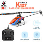 WLtoys K127 2.4G 4CH 6-Aixs Gyro Fixed Height Mini RC Helicopter RTF RC Toys