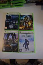 lot halo 3 odst section 8 fracture lost planet extreme conditio xbox 360 xbox360