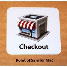 Checkout-point of sale-POS Mac vasto sistema di cassa software per Mac