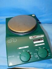 CHEMGLASS OPTI-CHEM ANALOG HOTPLATE STIRRER MST BASIC S21