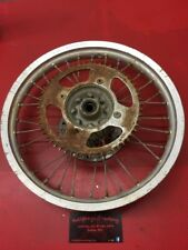 2008 Honda CRF150RB Rear Wheel 16x1.85 Rough Used