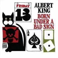ALBERT KING BORN UNDER A BAD SIGN 5 Extra Tracks REMASTERED CD NEW