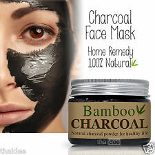 Activated Charcoal Facial Skin Peel Off Cleansing Blackhead Removal Face Mask