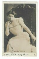 Maxine Elliot, Actress, Postcard.