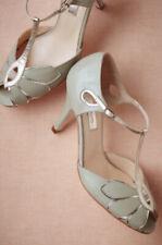 NEW BHLDN Rachel Simpson Mimosa T-Strap Heels Size 38