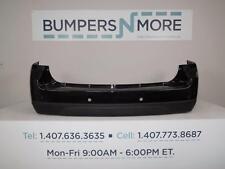 OEM 2002-2007 Buick Rendezvous CX/CXL Plus/CXL/Ultra w/Sensor Rear Bumper Cover