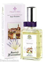 Speziali Fiorentini LAVENDER Italian Tuscany Eau de Parfum Spray Gift Ribbon New