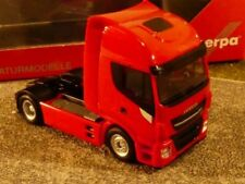 1/87 Herpa IVECO STRALIS Highway XP 2-ACH ZM ROSSO 309165