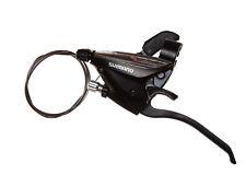 SHIMANO 3 Speed LEFT SHIFTER (Bike/Bicycle BRAKE/GEAR V-BRAKE LEVER) ST-EF65