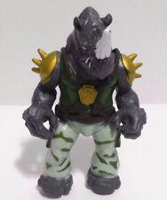 """TMNT Rocksteady Action Figure Teenage Mutant Ninja Turtles 5"""" 2014 RARE"""