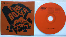 Chemical Brothers  The Boxer  Cardboard Promo Maxi-CD  Freestyle Dust ‎CHEMSDJ23