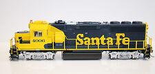 FOX VALLEY MODELS 20202 HO SCALE GP60 Early Santa Fe #4006 DCC READY - NEW