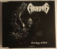 Privilege of Evil [EP] by Amorphis (CD, 1993, Relapse Records (USA))