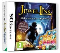 Nintendo DS - Jewel Link: Mountains of Madness mit OVP