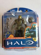 "HALO 10TH ANNIVERSARY SERIES 2 HALO LEGENDS ""THE PACKAGE"" MASTER CHIEF"