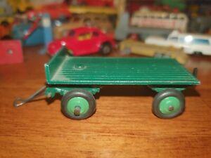 Dinky Toys 25c Farm Trailer