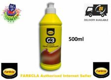 Farecla G3 Advanced Liquid Compound 500ml Bottle Car Polishing