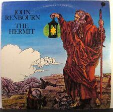 John Renbourn  3 1970's LPs  The Hermit  Black Balloon Volcano  Stefan Grossman