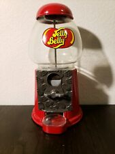 """Jelly Belly coin operated jelly bean machine dispenser 11"""" gumball"""