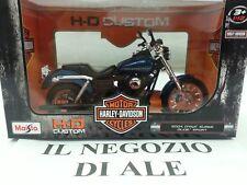 Maisto 1/12 - Moto Harley Davidson Street Bob 2006