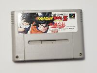 Super Famicom Dragon Ball Z Totsugeki Kakusei Japan SFC game US seller