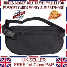 LTG Bum Bag Money Belt Purse Pouch Travel Wallet for Passport money Mobile Phone
