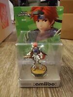 Nintendo Amiibo Super Smash Bros. - Roy Mini Figure