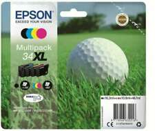 Epson 34XL C13T34764010 Genuine/Original