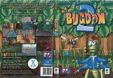 Bugdom 2 : le jeu - MAC CD-ROM