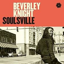 BEVERLEY KNIGHT SOULSVILLE CD ALBUM (Released June 10th 2016)