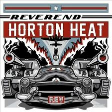 OK, Hot Shot! by The Reverend Horton Heat (CD, Oct-2013, Victory)