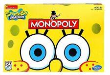 Monopoly SpongeBob Squarepants Edition Parts - Money Hotels Cards Rules - U Pick
