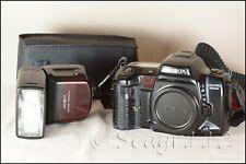 Minolta Dynax 700Si 35mm Slr Film Camera Body + 3500xi Wireless Flash Package