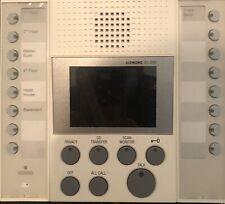 Aiphone Ax-8Mv Video Door Phone Intercom Video/Audio Master Station (White)