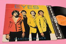 EYES LP RADICAL GENES 1°ST ORIG 1980 EX+ TOP PUNK !!!!!!!!!!!!!!!!!!!!!!!!