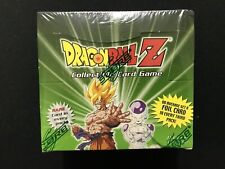 DragonballZ DBZ Frieza Saga Series Booster Box - Factory Sealed