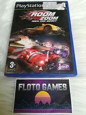 Jeu Room Zoom Race For Impact pour Playstation 2 PS2 en Boite - Floto Games
