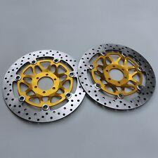 Front Brake Disc Rotor For Honda CBR600 F/F3/SE/SJR VFR750 F CBR900RR VTR1000 97
