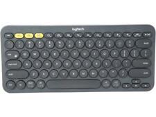 Logitech K380 920-007558 Black Bluetooth Wireless Mini Keyboard
