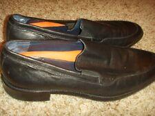 Cole Haan Lexon Hill Venetian C11625 Black Slip On Loafers Mens Size 12M