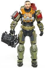 "Halo Reach Series 4 JORGE Unhelmeted 5.5"" Action Figure McFarlane 2011"