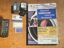 Sony Handycam DCR-HC40 Mini DV Camcorder With Extras, in good working condition