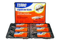 Sweeny Terro Liquid Ant Pest Control Bait Stations 6 per Box T300