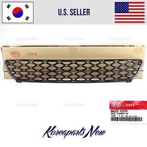 Front Bumper LOWER Grille 865251G600 ⭐GENUINE⭐ Kia Rio 2010-2011