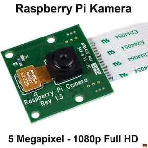 Raspberry Pi Kameramodul Kamera Camera Module - 5MP Cam, 1080p FullHD Videos