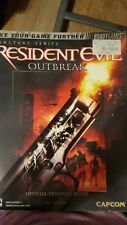 Resident Evil Outbreak BradyGames Official Strategy Guide