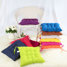 Seat Cushions Outdoor Indoor Cushion Square Soft Chair Pad Home Decor - 40x40cm